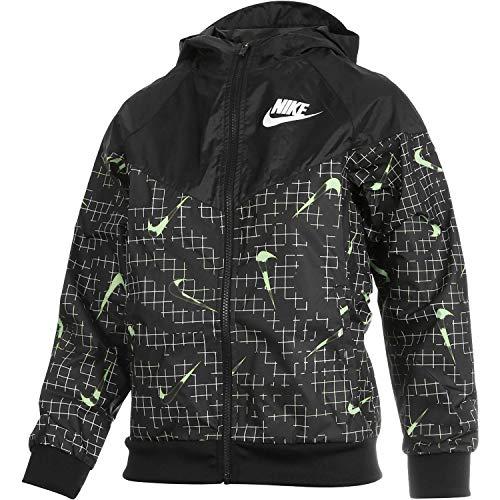Nike Schwarze Kinder Jacket DA0758702