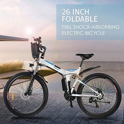 Elektrofahrrad Mountainbike fiugsed 26 Zoll E-Bike Bild 3*