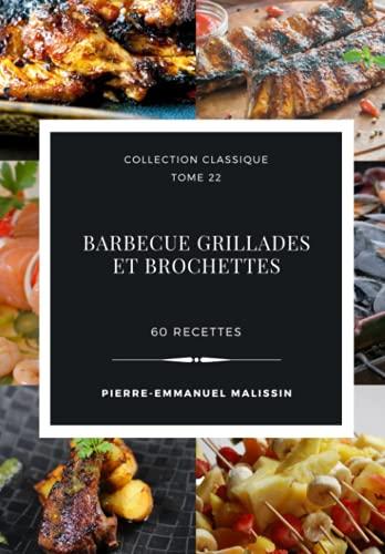 Barbecue Grillades et Brochettes 60 recettes