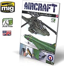 Ammo of Mig Jimenez Aircraft Modelling Essentials A Comprehensive Guide English #EURO0014