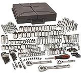 Gearwrench 80933216piezas, 1/4', 3/8' y 1/2, unidad 6y 12punto SAE/Set de llaves de herramienta de mecánica