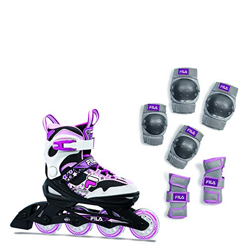 Fila J-one Combo Girl 2 Set Skate & Schutz