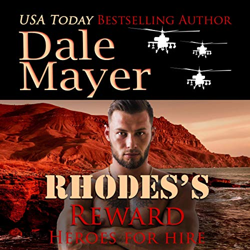 Rhodes's Reward: A SEALs of Honor World Book cover art