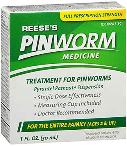 Pinworm Medicine Liquid 1 OZ