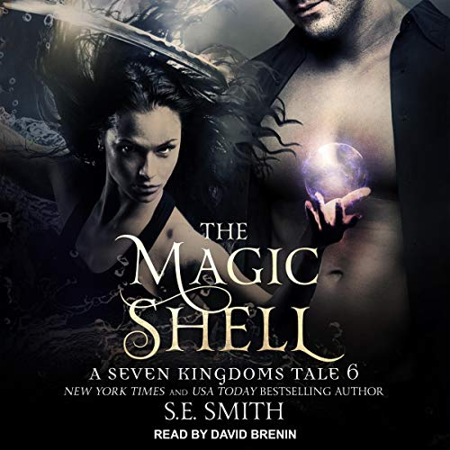The Magic Shell audiobook cover art
