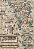 Carnet Blanc, Atlas nautique du monde Miller 2, 1519