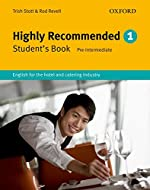 Highly Recommended 1 Student's Book - English For The Hotel And Catering Industry, New Edition de Rod Revell