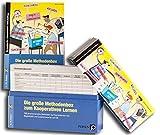 Die große Methodenbox zum Kooperativen Lernen: 100 praxiserprobte Methoden auf Karteikarten mit Begleitheft und Zusatzmaterial auf CD (5. bis 10. Klasse) (Bergedorfer Grundsteine Schulalltag - SEK)