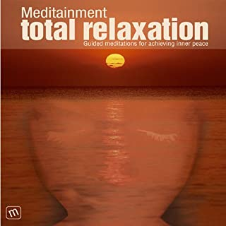 Total Relaxation audiobook cover art