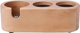 木製エスプレッソコーヒータンパーマット(51mm) …