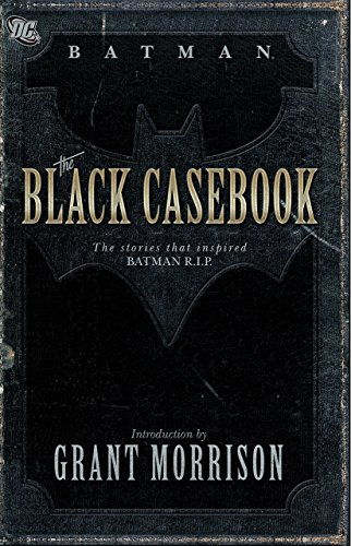 Batman The Black Casebook TP by Bill Finger (19-Jun-2009) Paperback