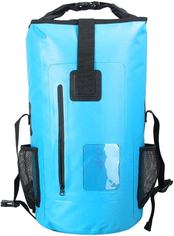 ZABBbackpacks Outdoor PVC Mesh Stoffbeutel Wasserdichte Outdoor Wading Rucksack für Strand Camping Bergsteigen B07PY66D8V  eine große Vielfalt