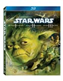Star Wars: The Prequel Trilogy [Blu-ray]