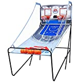 EA Sports Indoor Home Dual Shot 2 Player Arcade Basketball Game with...