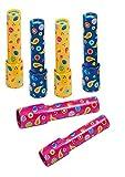 Goki Caleidoscopio giratorio para cumpleaños y fiesta infantil Pack de 6