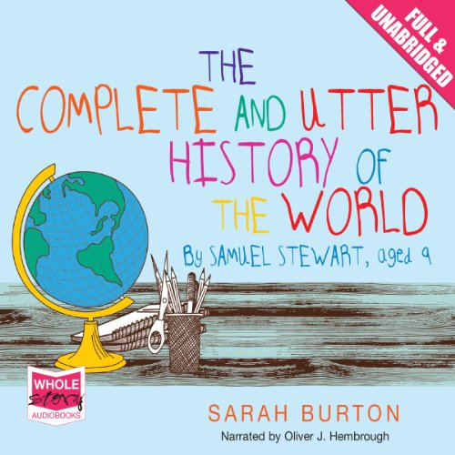 The Complete and Utter History of the World cover art