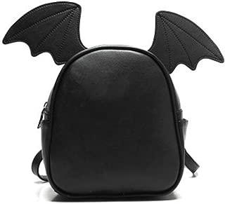 Bageek Womens Backpack Travel Daypack Casual Cute Rabbit Ear Bat Wing Mini Backpack Decor