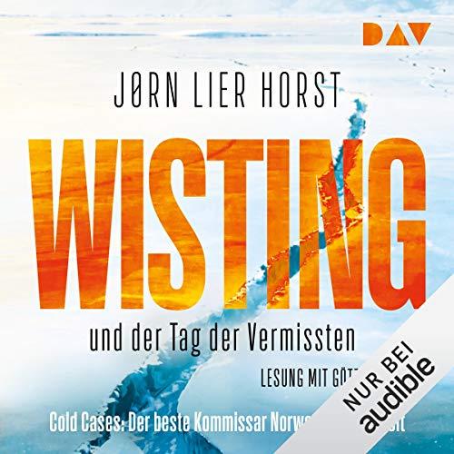 Wisting und der Tag der Vermissten cover art