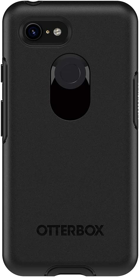 OtterBox Symmetry Series Case for Google Pixel 3 - Retail Packaging - Black