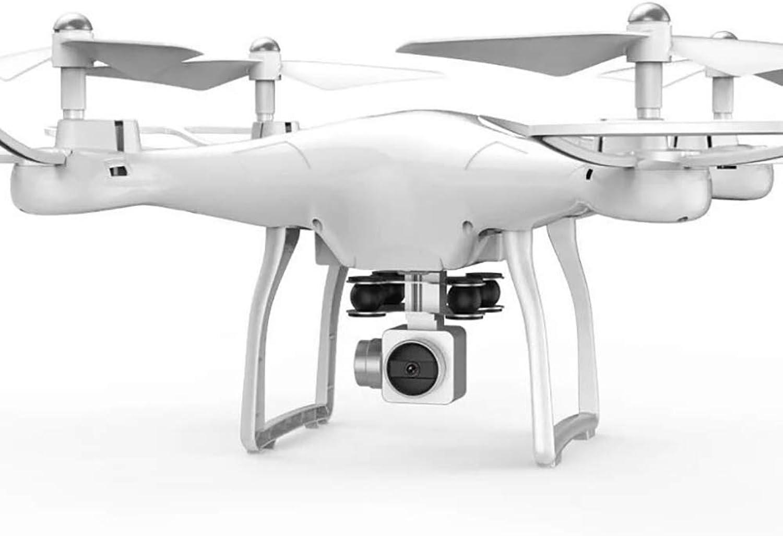 minorista de fitness Kaiaki 2.4 GHz GHz GHz 4CH 6-Axis gyro RC sin Cabeza cuadrángulo helicóptero UFO y cámara HD WiFi,blanco,500w  minoristas en línea