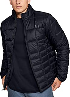 Under Armour Erkek Spor Ceketi UA Armour Insulated Jacket-BLK, Siyah, X-L (Üretici ölçüsü: XL)