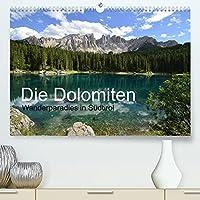 Die Dolomiten - Wanderparadies in Suedtirol (Premium, hochwertiger DIN A2 Wandkalender 2022, Kunstdruck in Hochglanz): Die Dolomiten - einzigartig schoene Bergwelt, erlebnisreich und entspannend. (Monatskalender, 14 Seiten )