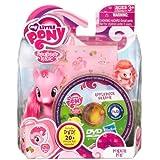 My Little Pony 2012 Figura Pinkie Pie con DVD Maleta