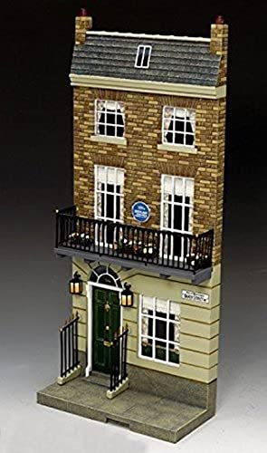 King & Country WoD033 221b Baker Street by World of Dickens