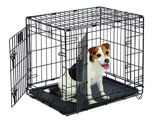 Small Dog Crate | MidWest Life Stages 24' Double...