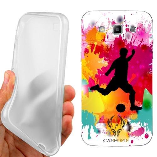 Custodia Cover Case Calcio per Samsung Galaxy S3 Neo i9301