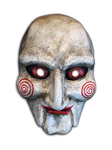 Máscara Veneciana Completa Volto Jigsaw para Hombre
