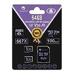 Amplim 2 Pack 32GB Micro SD SDHC TF Flash Memory Card Plus Adapter for Cell Phone, Tablet, Camera, Drone 16 CELL PHONE/TABLET COMPATIBILITY: Samsung Galaxy J2 Tab A Note8 Note 8 S8 S9 Plus S8+ Active S7 S5 S6 J7 V Max edge J5 J3 Emerge Perx E5 Prime Z4 Amp Express 2 Xcover 4 Tab S3 S2 E A Book 8.0 S2 9.7 View C7 C9 Pro A7 A5 A3 Eclipse Note5 On5 Amp 2 Halo; LG V30 V30+ V20 V10 X charge Q8 Q6 G6 G6+ G5 G4 X K8V venture Stylo 2 3 Plus Power Harmony K20 V Fortune Phoenix 3 G Pad X II F2; Amazon Fire HD, Microsoft Surface Pro 3 4; ASUS ZenFone V Live 4 Selfie Pro 3S 10 LTE Live AR 3 Zoom ZenPad Z10 Z8 Sony Xperia XZ Premium XA1 Plus Ultra XZ1 Compact L1 XZS XCompact XA Z5 M5; HTC One U11 life Desire 555 U Ultra Play 530 625 10 A9; Motorola Moto X4 G5S Plus Z Z2 Force Edition E4 Play G5 G4 Plus Bolt Droid tab MAXX 2 TURBO 2; Huawei Honor 9 7X 6C 8 Pro View 10 V10 Mate 10 Lite Y6 Pro P8 P9 Lite P10 Plus mini nova 2 Plus6A nova 2 Y7 Prime; OPPO F5 R11 F3 Plus; Xiaomi Redmi Y1 Lite Mi A1 Max 2 5 Plus Note 4X; ZTE Blade X Force Vantage Z Max XL 3 V8 Mini Lite Pro Axon M Blade Zpad Nokia 2 8 3 5 6 Alcatel IDOL 4 5 LED A7 A30 Tablet Fierce U5 HD Idol 5S A30 Plus A50 Pulsemix; BlackBerry KEYone PRIV; BLU Life One X2 Mini R1 Plus Tank Xtreme Dash L3 Vivo XL2; Razer Phone; nubia N2 N1 Lite;; ARCHOS 50 55 Graphite; FiGO Gravity; DuraForce PRO; Ellipsis 8 HD Gizmo Tab; Lumia 735 640 650 950 XL; AT&T Trek 2 HD G Pad X 8.3 8.0 F II 10.1 Lancet 626 626S; LG Exalt LTE Aristo K3 Fortune; Elipsis 10; ZTE Avid TRIO Overture Tempo X Prestige 2; Alcatel TRU FIERCE 4 ONETOUCH IDOL Revvl Plus