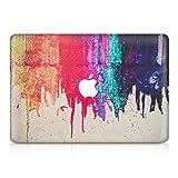 kwmobile Aufkleber Sticker für Apple MacBook Air 13' (2011-Mitte 2018) Skin Folie Voderseite Decal...
