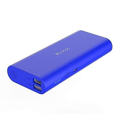 Yoobao M10 10000mAh Compact Portable Phone Charger Power Bank