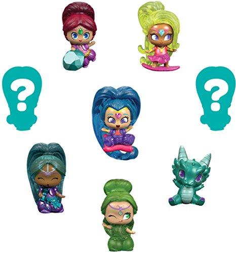 Fisher-Price Nickelodeon Shimmer & Shine, Teenie Genies, Genie (8 Pack), #2