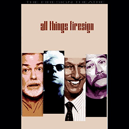 All Things Firesign audiobook cover art
