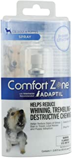Comfort Zone Adaptil Spray for Dogs, 60 mL, for Dog Calming