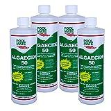 Pool Mate 1-2150-04 50 Pool Algaecide, 4-Pack