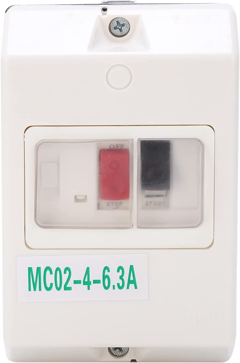 Motor Protection Switch 220V 380V A surprise price is realized Conversio Load Chicago Mall ABS Waterproof