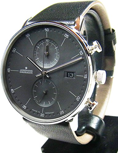 Junghans Herrenuhr Chronoscope Form C 041/4876.00