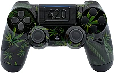 PS4 PRO Rapid Fire MODDED Controller with Custom touchpad - CUH-ZCT2U