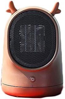 SYNANA Mini Calefactor, Escritorio Calefactor Mini Sacudiendo La Cabeza Oficina Hogar Calentador Electrico