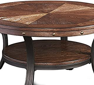 Powell's Furniture 16A8243CT Franklin Cocktail Table, Small, Multicolor