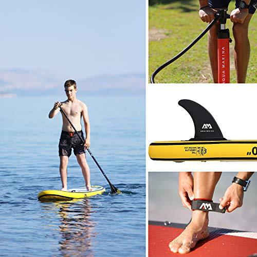 Aqua Marina Unisex Paddle Board für Jugendliche, bunt, 244 x 71 x 10 cm - 4