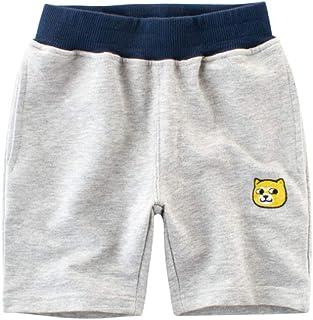 HOSD Pantalones para niños Pantalones para bebés y niños Pantalones a Rayas para niños Pantalones de algodón de sección De...