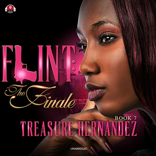 Flint, Book 7: The Finale audiobook cover art