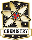Science Series Lapel Pins - 1' Chemistry Science Pin Award Prime