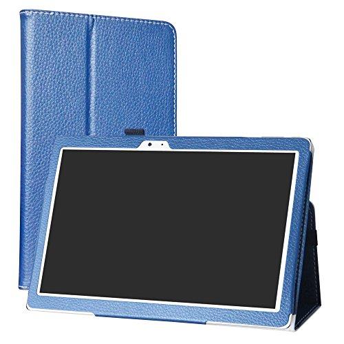 LiuShan Teclast T10 Tablet /T20 4G Funda, Folio Soporte PU Cuero con Funda Caso para 10.1