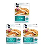 High Liner Tortilla Crusted TILAPIA White & flaky fillets encrusted with corn tortilla chips, chipotle pepper & garlic (3 Pack)