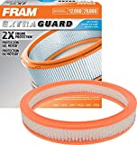1966 Ford Mustang Air Filters & Components - FRAM Extra Guard Air Filter, CA114 for Select Ford and Mercury Vehicles